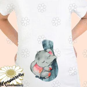 Kismama póló dumbo