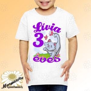 Szülinapos gyerekpóló cica1
