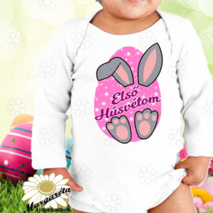 Húsvéti body első füles lány