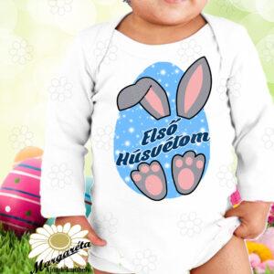 Húsvéti body első füles fiú