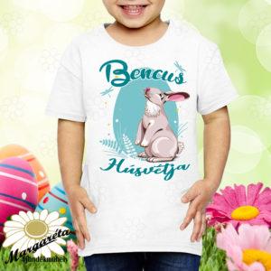 Húsvéti póló névvel szitakötő