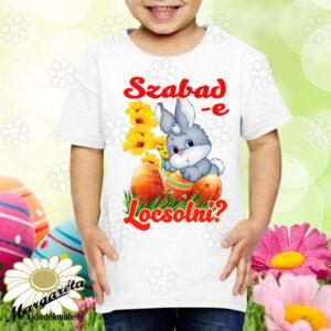 Húsvéti póló szabad-e locsolni