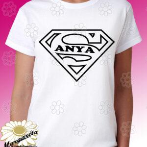 Anyának póló Super anya