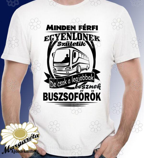 buszsofőr póló