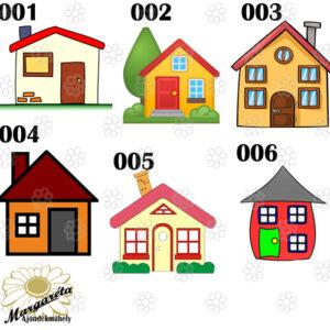 Házikó ovisjel választható csomagok