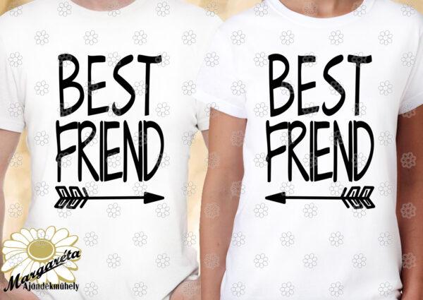 best friend póló