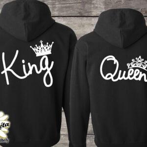 Párospulcsi King Queen írott