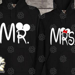 Párospulcsi Mr Mrs