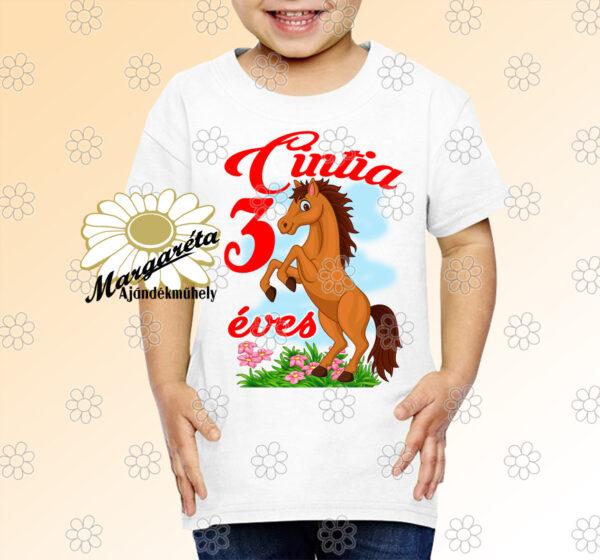 szülinapos póló