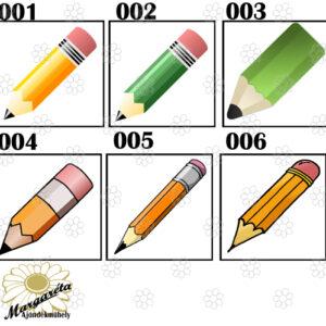Ceruza ovisjel választható csomagok